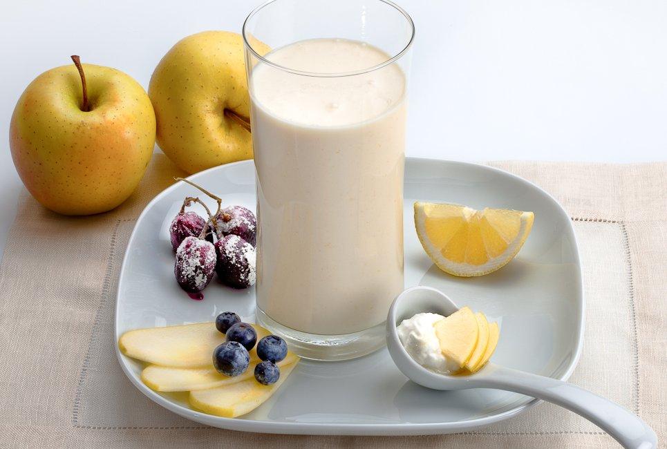 frullati con mela per perdere peso