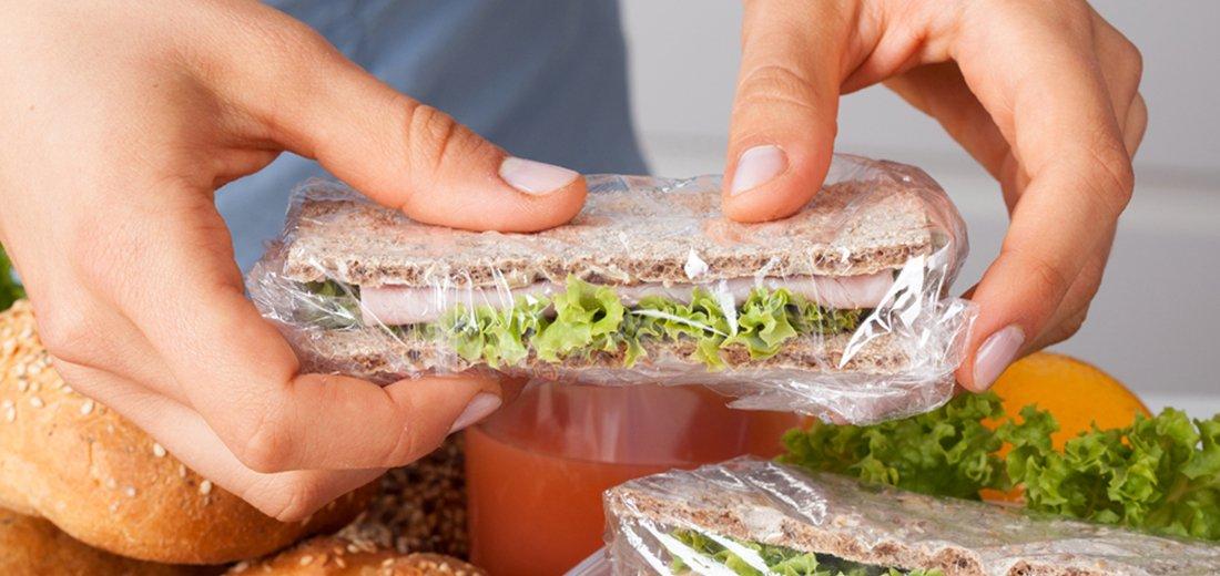 dieta del panino e del piatto unico