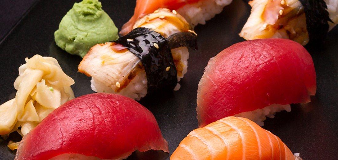 programma di dieta di sushi